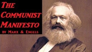 The Communist Manifesto - FULL Audio Book - by Karl Marx & Friedrich Engels