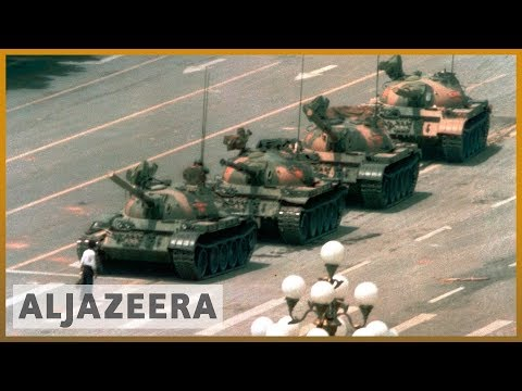 It happened in Tiananmen Square - 31 May 09 - Part 1