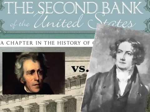 Special Topics In US History: National Bank
