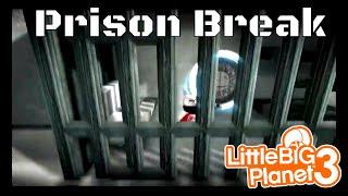 Little Big Planet 3 Prison Break Part 1 ... Roblox .?