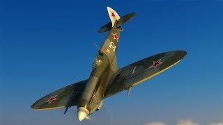 Spitfire Mk. IX | 7 Kills in a flight | No music until Outro