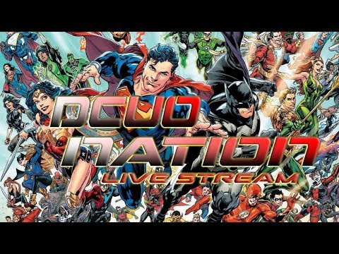 DC Universe Online - DCUO Nation Live Stream Ep 13 : Full Lobo Style : Justice League Dark
