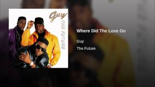 Play Where Did The Love Go