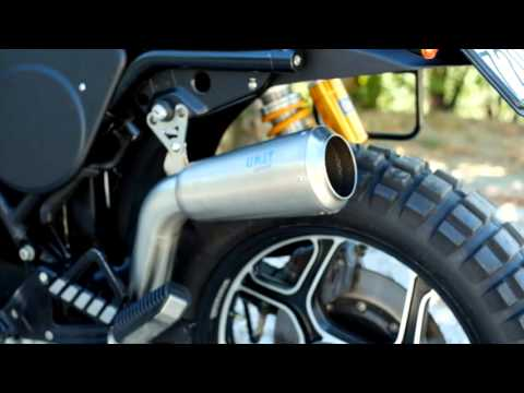 Unitgarage Exhaust for BMW K75 & K100