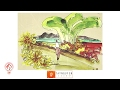 Đi Qua Hoa Cúc - TeA ft. VoVanDuc (Lyric Video / TAS Release)