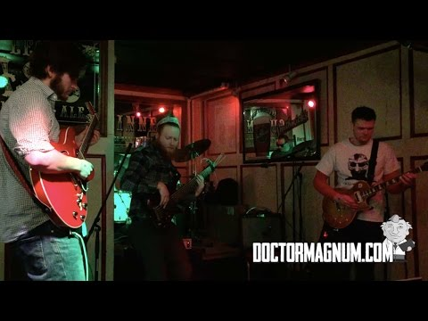 Doctor Magnum - No More Parties in L.A. (live cover)