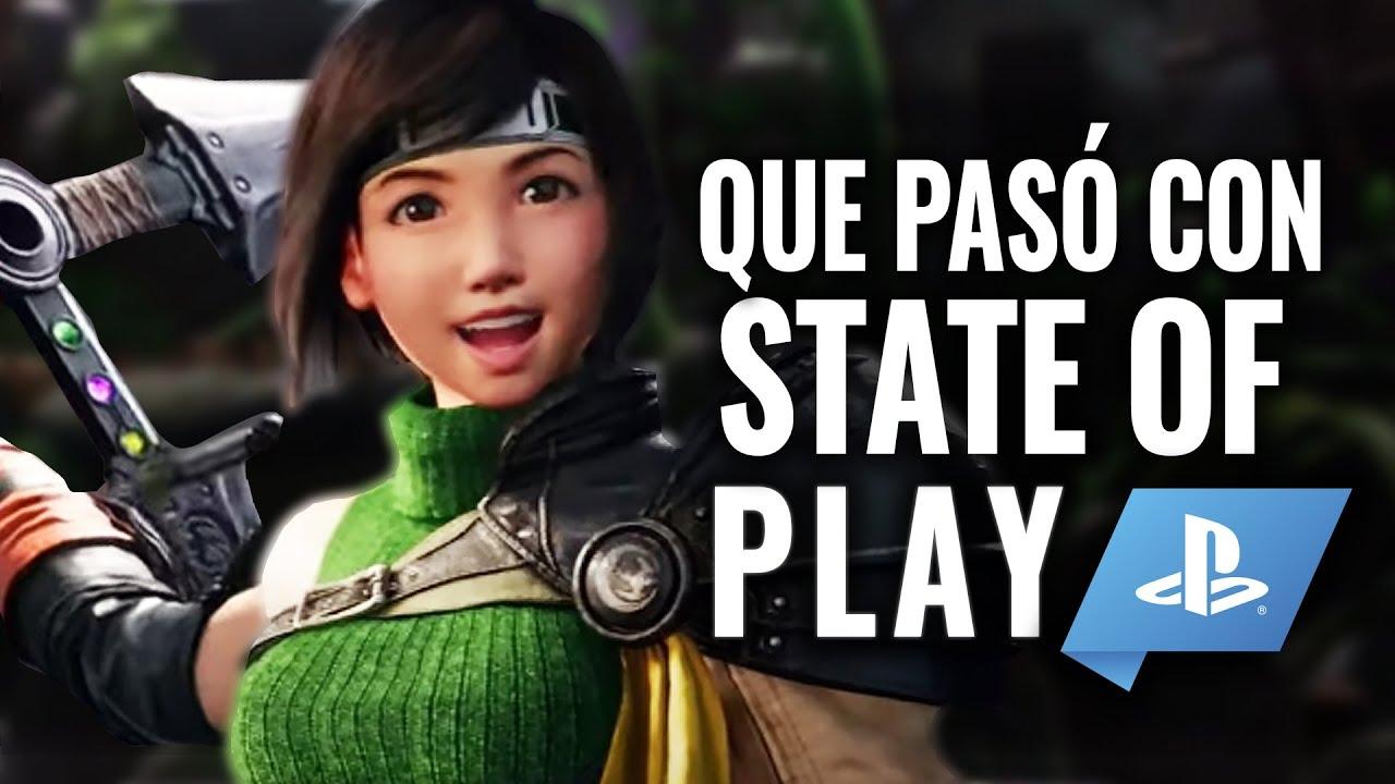 ¿QUÉ HA PASADO CON EL ÚLTIMO STATE OF PLAY PLAYSTATION? RESUMEN & DETALLES