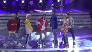 Video 170924 BTS - MIC Drop & FIRE & DNA @ Inkigayo Super Concert download MP3, 3GP, MP4, WEBM, AVI, FLV Agustus 2018