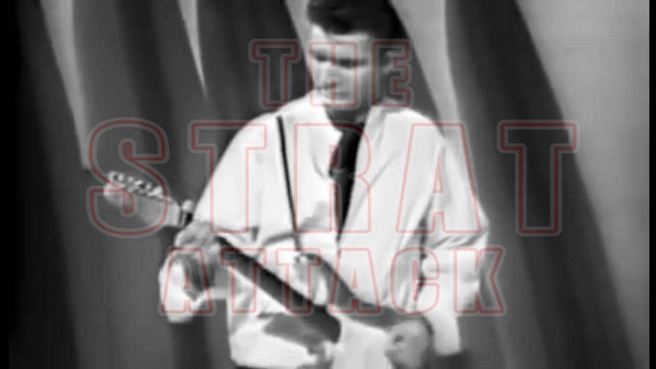 With dick dale draggin and surfin