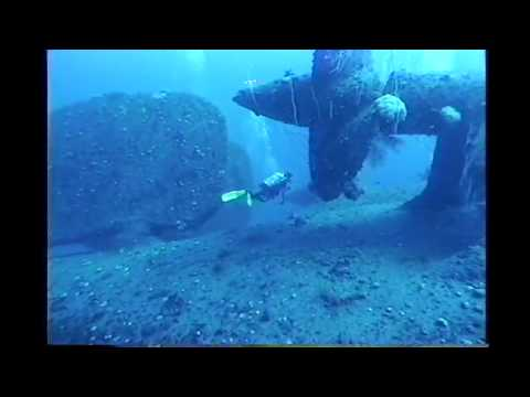 Dive the wreck of IJN battleship Nagato, Bikini Atoll, Marshall Islands