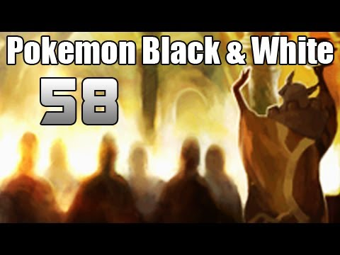 Pokémon Black & White - Episode 58 [Seven Sages]