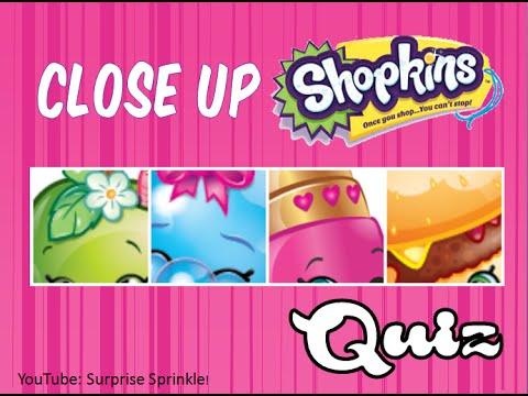 Close Up Shopkins Quiz   Challenge #1