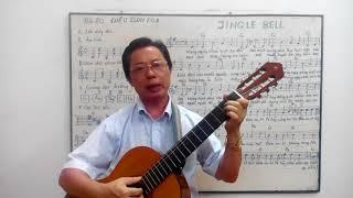 Học guitar căn bản cho người mới bắt đầu - Bài 20: Mừng giáng sinh - Điệu Slow Fox