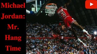 Cover images Michael Jordan: Mr. Hang Time
