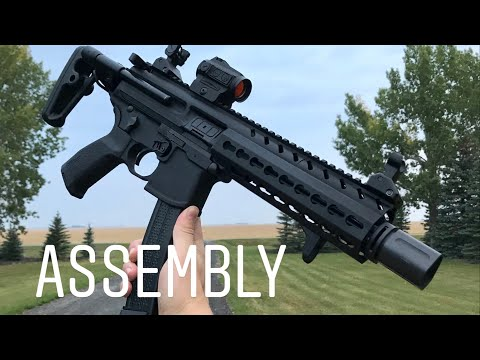 SIG MPX: Disassembly & Reassembly