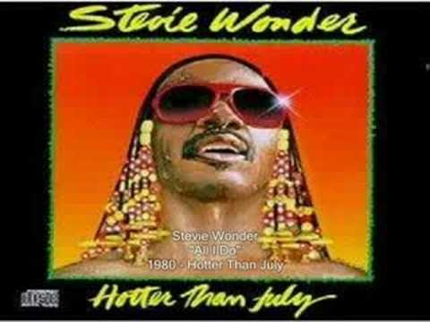 Stevie Wonder- All I Do