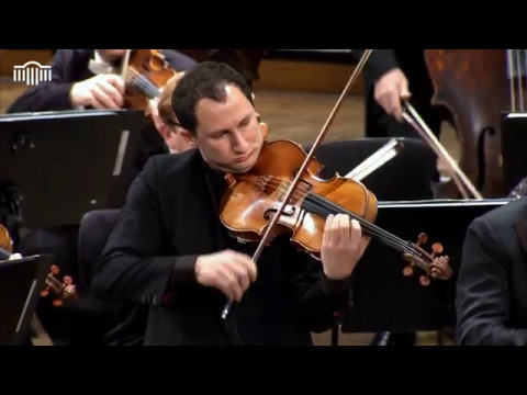 Antoine Tamestit: Porträt im Wiener Konzerthaus