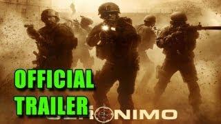Code Name: Geronimo Official Trailer - Osama Bin Laden Film