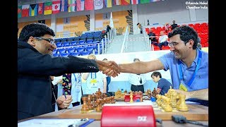 Will the Russian Tea be too strong for Indian chai? | Live Updates from India vs Russia, Round 6