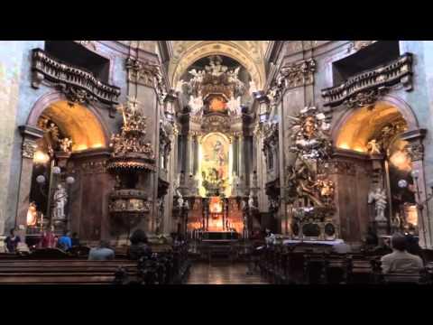 Vienna, Austria - Saint Peter's Church HD (2013)