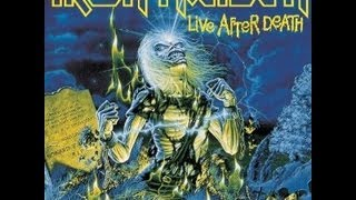 Japanese HR/HM maniacs are talking about IRON MAIDEN / Live After D...