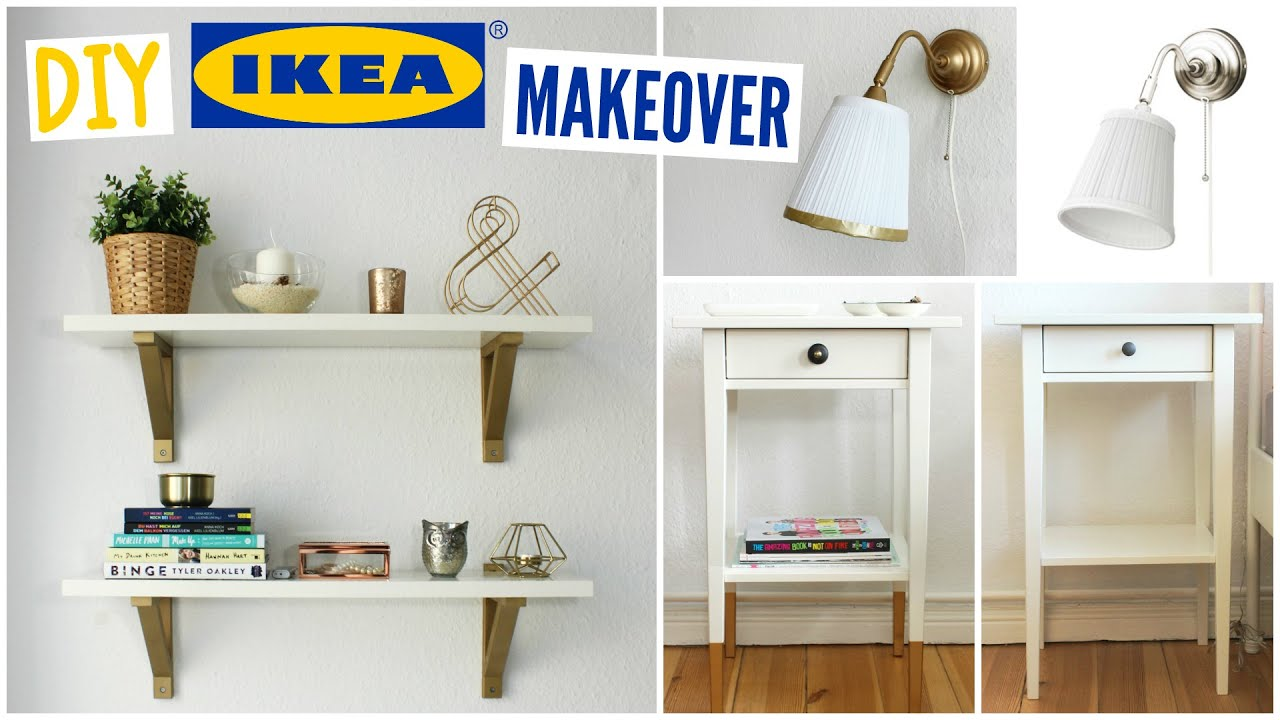 Decorating Ideas For The Bedroom Diy Ikea Makeover Customize Your Furniture