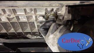 Getriebeölwechsel Automatik Audi A6 4F (C6) Multitronic