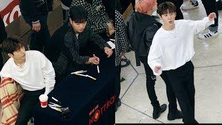 아이콘(iKON) 영등포 타임스퀘어 팬싸 (비아이, 구준회)영상모음[4K 직캠]@190112