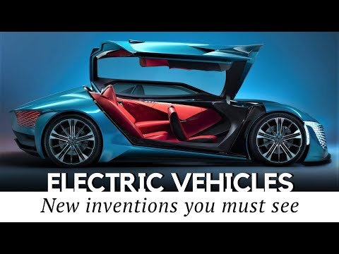 10 New Electric Car Innovations to Turn EVs into the Transport of the Future