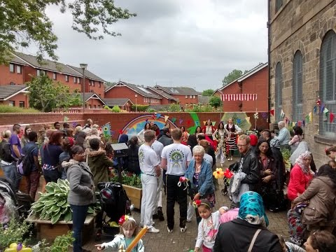 'Celebrate & Share' - Community Event for Refugee Festival Scotland 2015