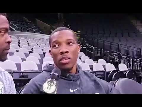 Eric Bledsoe First Interview After Trade To Milwaukee Bucks