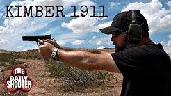 Breaking in the Kimber Custom II Target 1911 Fail or Win?