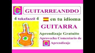 Guitarrizzate por MUSIZZATE Aprendizaje Guitarra Artística Armonía 004 Acompañamiento en D
