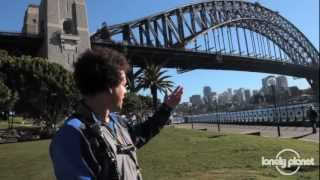 Climbing Sydney Harbour Bridge - Lonely Planet travel video