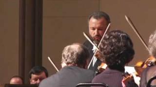 Dmitry Sitkovetsky Performs