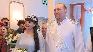 Уссурийская пара отметила серебряную свадьбу необычным способом