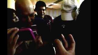 Conversación de Tony Guerrero con trovadores (15-01-2013)