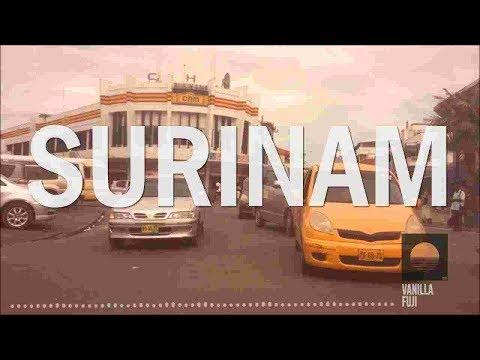 lofi hiphop mix - surinam streets