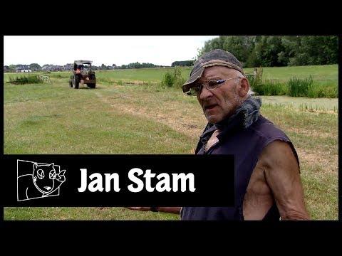 Opnieuw op bezoek bij Jan Stam! | Man bijt hond