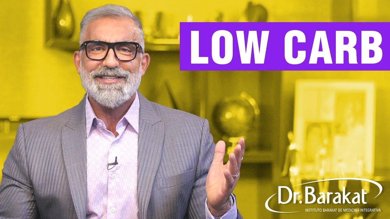 Download LOW CARB: Dr. Barakat aborda alimentação, carboidratos, resistência insulínica e sobrepeso!
