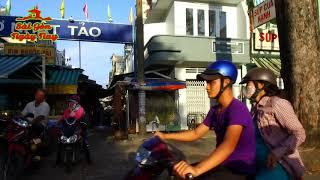 Tặng quà Việt Kiều Mỹ ở gần chợ Nguyễn Tri Phương coi căn nhà cũ