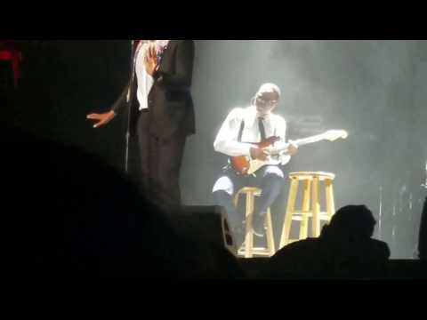 Charlie Wilson Part 2 - In It To Win It Tour