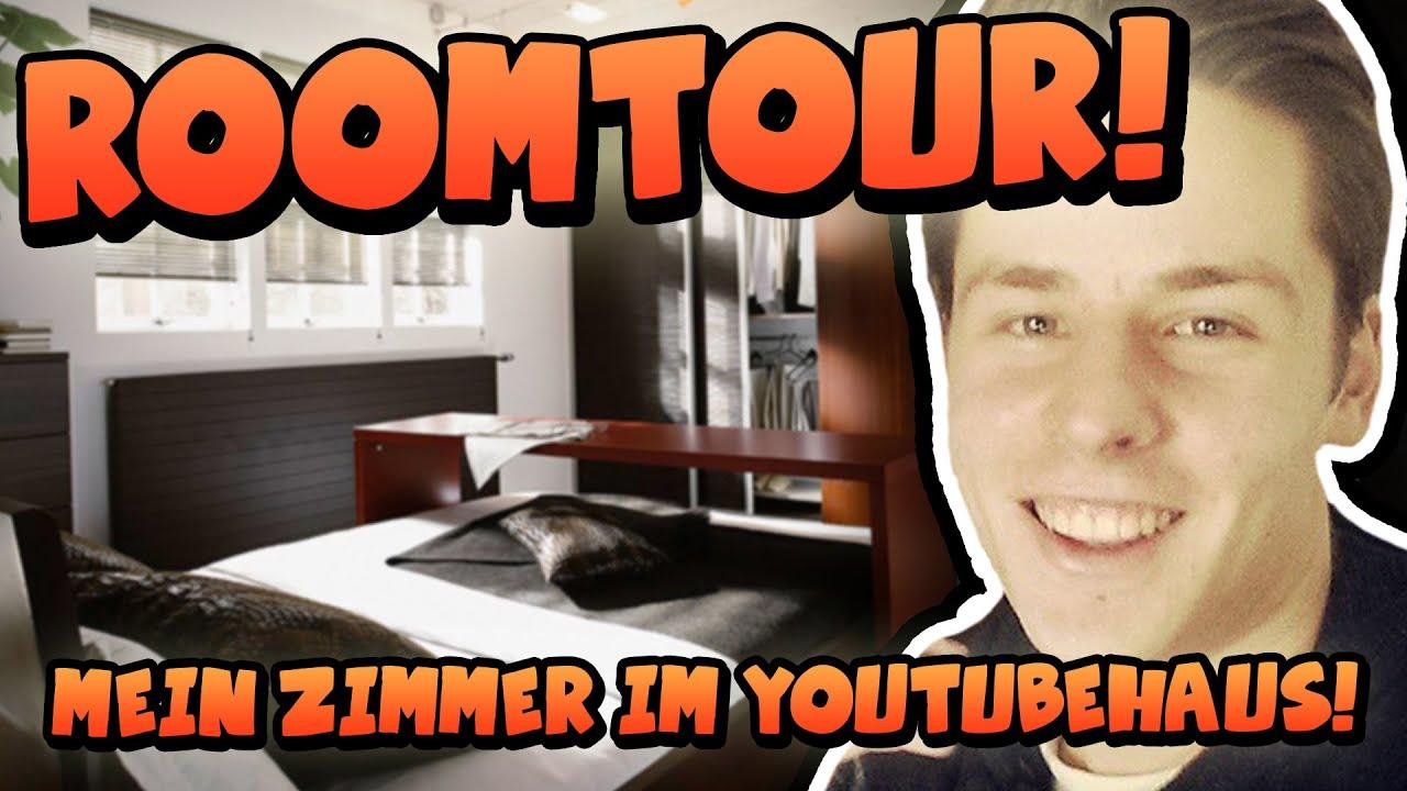 Roomtour #1  Mein Zimmer Im Youtubehaus! [hd]  Youtube