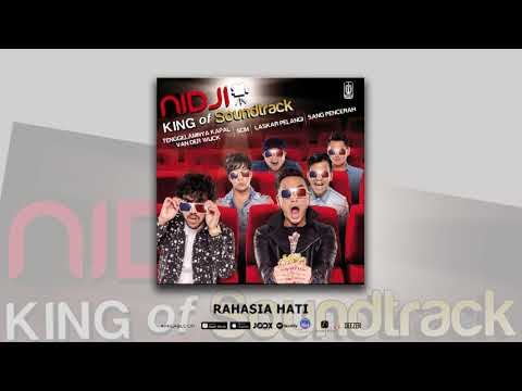 NIDJI - RAHASIA HATI (OFFICIAL AUDIO)