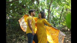 Sruthii Bhuvan Pre Wedding Shoot #sakhi #prewedding #telugu #vizag #pachadaname - latest telugu songs for pre wedding shoot