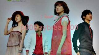 Ji Sun - Crazy In Love  brilliant legacy ( arabic sub )