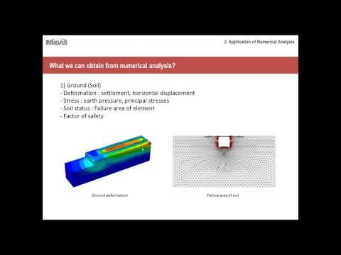01 The Integration of FInite Element Analysis in Geotechnical Design