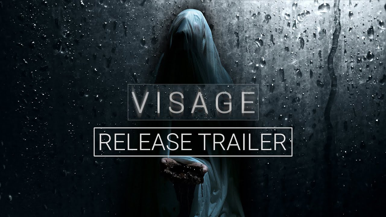 Visage — Release Date Announcement Trailer.