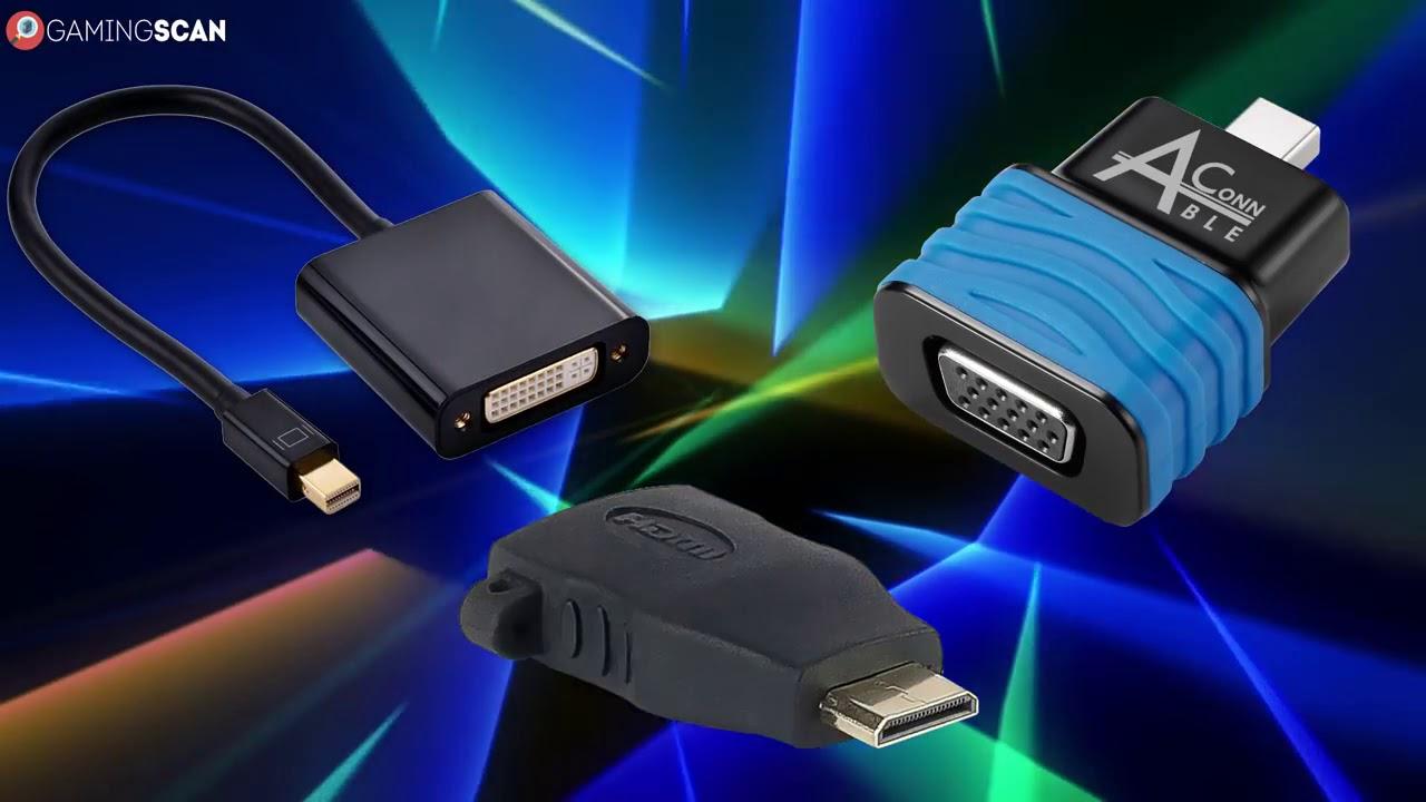 HDMI vs DisplayPort vs DVI vs VGA Simple Explanation