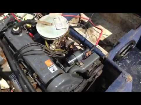 2 3 omc cobra engine running youtube